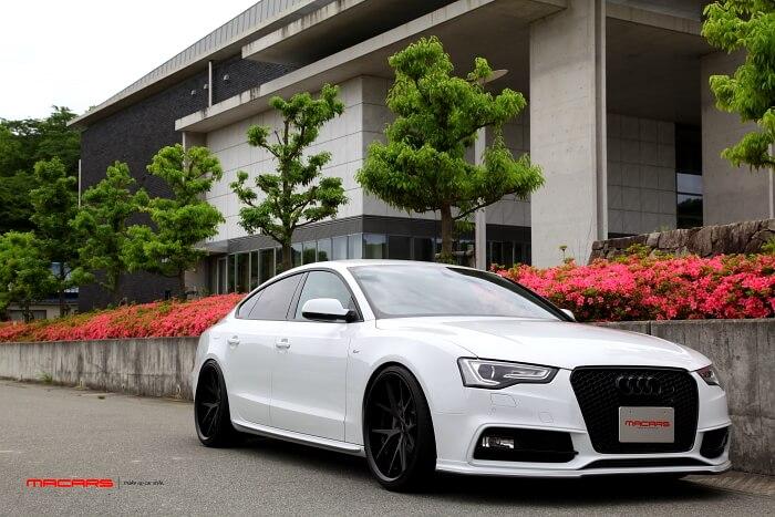 兵庫県姫路市 N様 Audi A5/SB