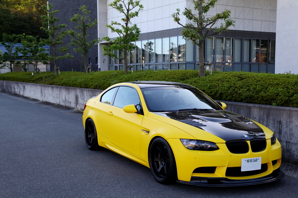 兵庫県姫路市 Y様 BMW E92/M3