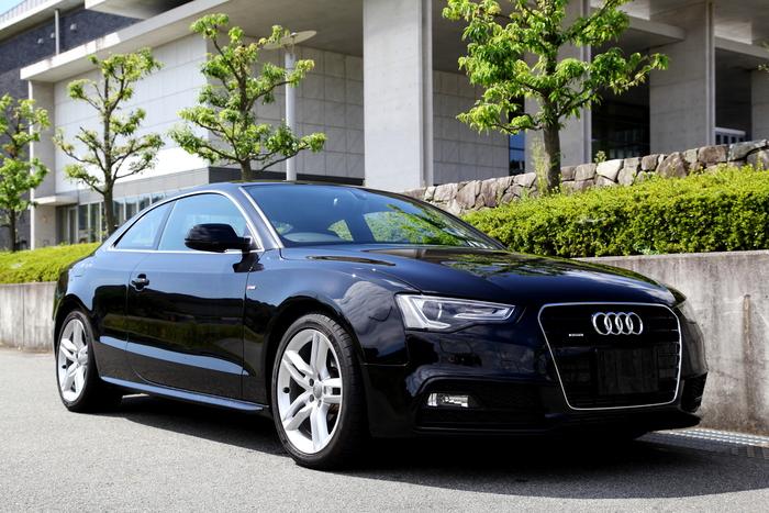 京都府 Y様 Audi A5/8クーペ