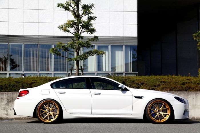 滋賀県 H様 BMW F06/M6グランクーペ