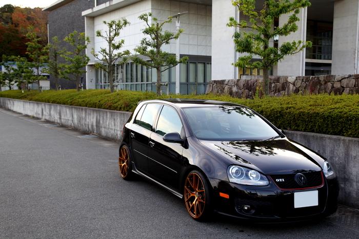 三重県 H様 VW MK5/GTI