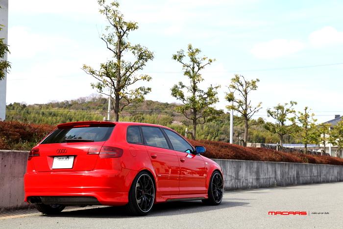 愛知県岡崎市  ●様 Audi A3/8P