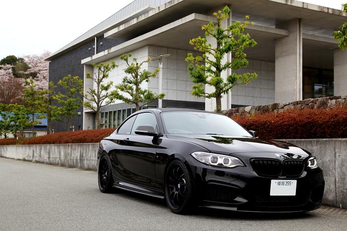 兵庫県姫路市 O様 BMW F22/M235i