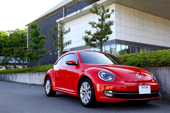 たつの市 M様 VW THE BEETLE