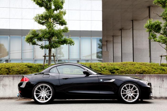 北海道 K様 BMW E89/Z4 35i