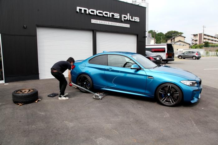 BMW F87/M2 & 撮影・取材!!