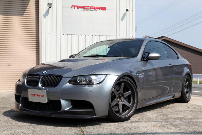 BMW E92/M3 カスタム車輛 & 委託販売!!