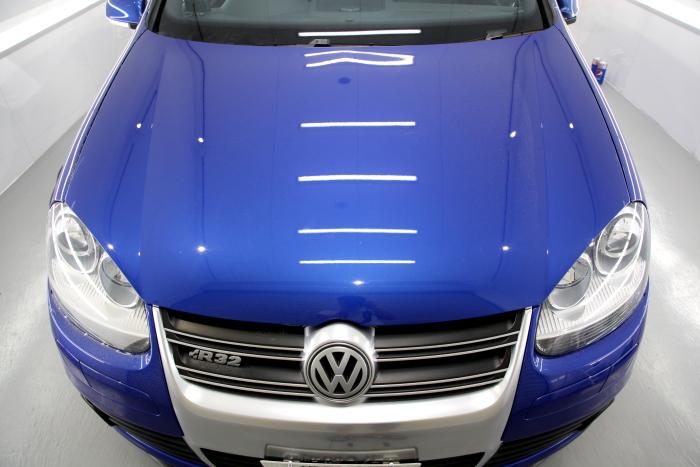 VW MK5/R32 & 磨き・ガラスコーティング施工!!