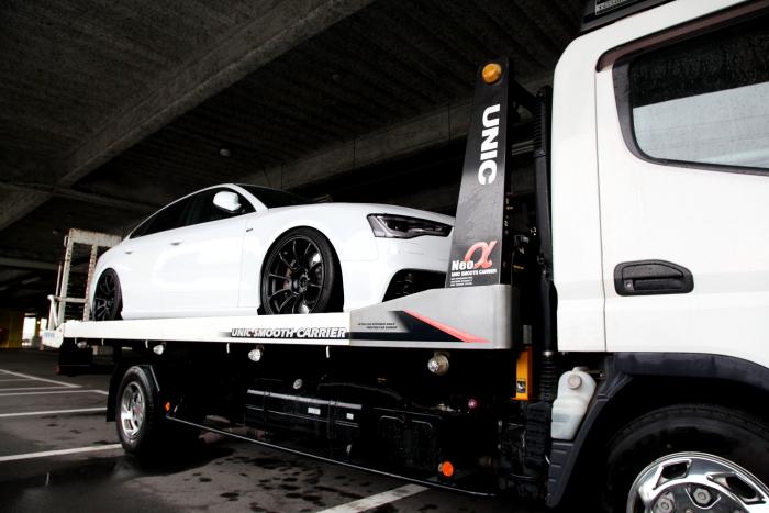 Audi A5/SB & 車輛販売+ボディコーティング施工+Audi A4下取り!!