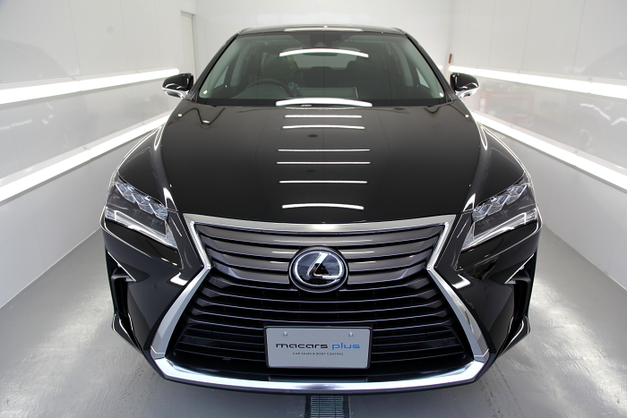 lexus RX200t & 車両販売+ガラスコーティング施工!!