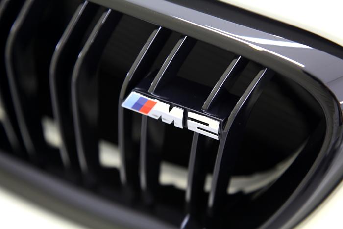 BMW F87/M2 & CERAMIC PRO 9H 4レイヤー+CERAMIC PRO RAIN施工!!