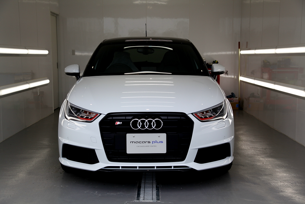 Audi S1 Sportback quattro limited edition & 限定車祝納車!!