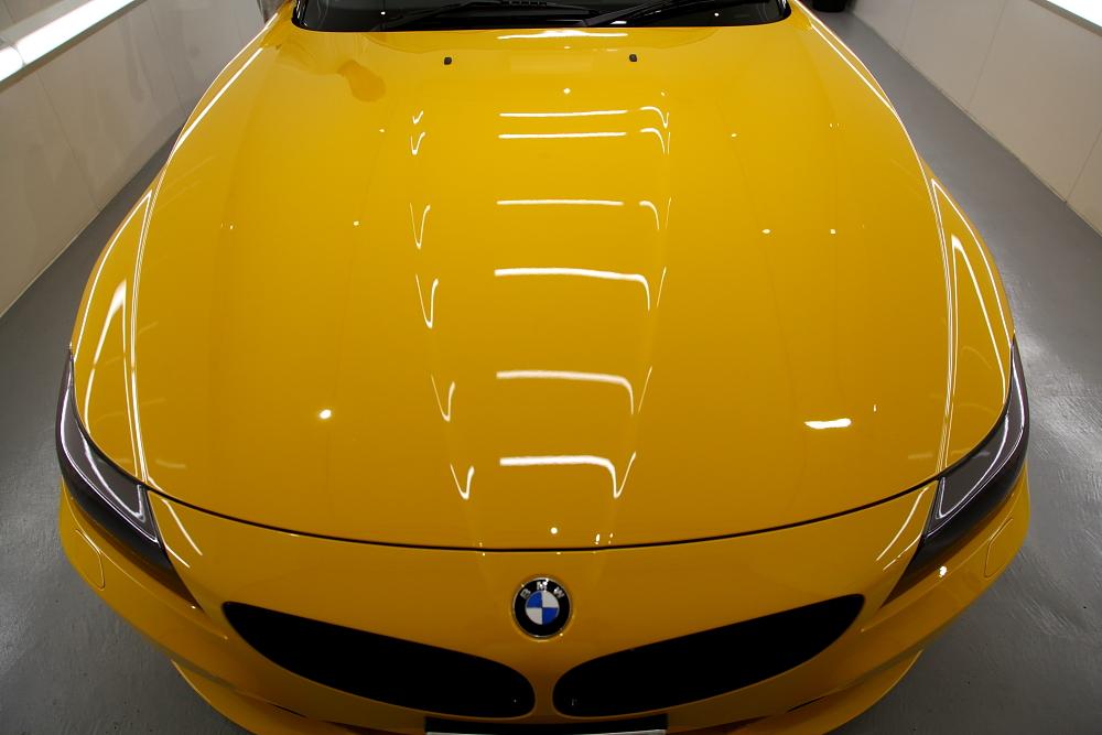 BMW E89/Z4 & CERAMIC PRO 9H 4レイヤー施工!!
