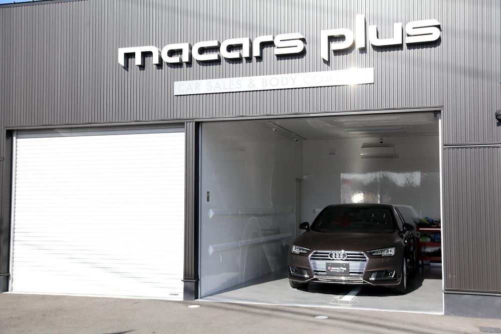 Audi A4/B9 S-LINE & CERAMIC PRO 9H 4レイヤー施工!!