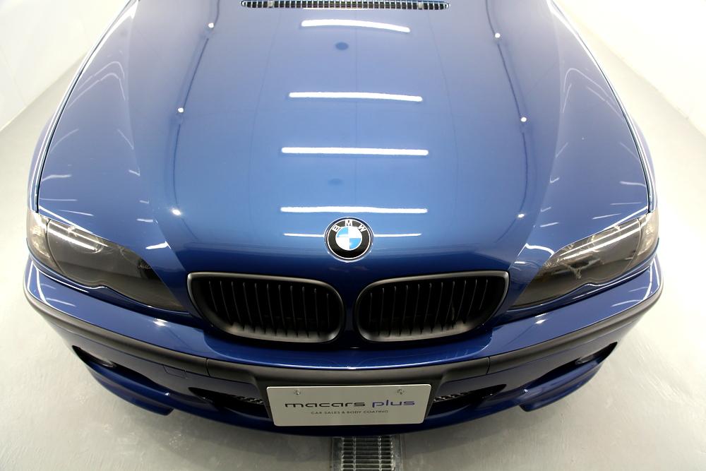 BMW E46/318i & HYPER GLASS Coatingt取り扱い開始!!