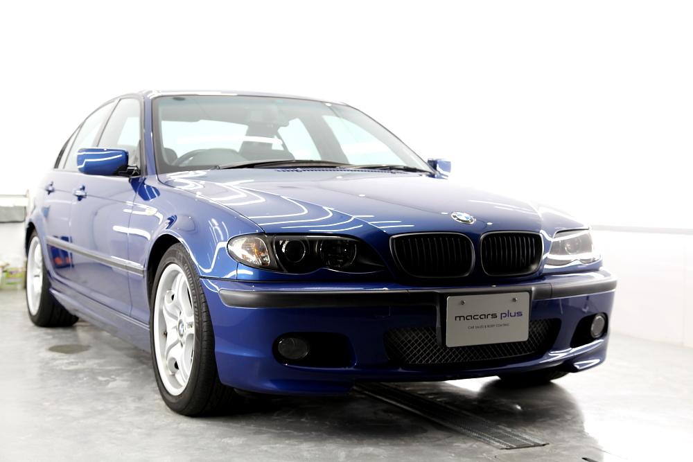BMW 318i/E46