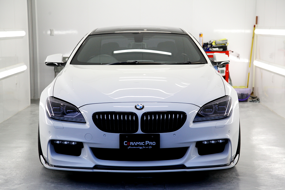 BMW 640i/F06 Gram Coupe