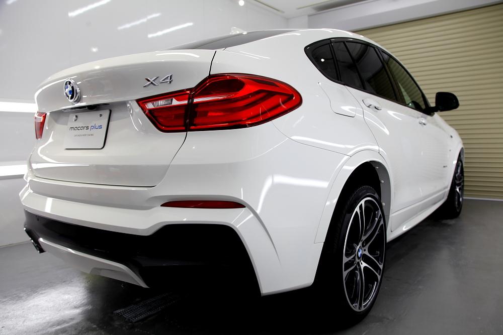 BMW X4/F26 M-Sport