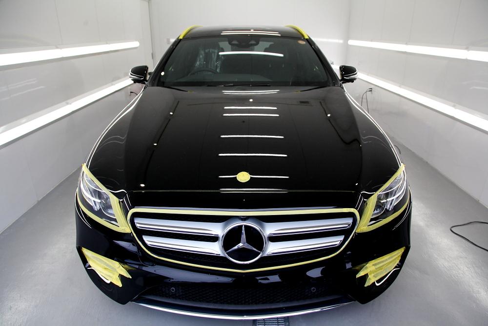 M-Benz New Eクラス/W213 & 磨き・CERAMIC PRO 9H 4レイヤー施工!!
