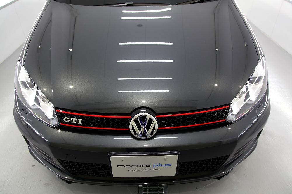 VW MK6/GTI ED35 & 鏡面磨き+コーティング施工+納車!!