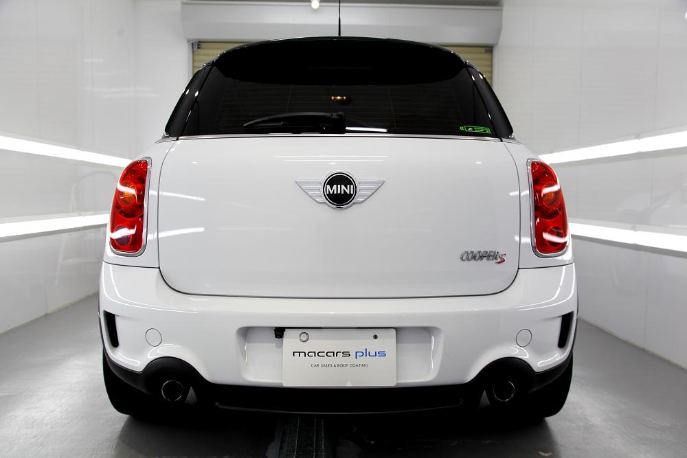 BMW MINI R60/クロスオーバー クーパーS & 新着入庫車輌!!