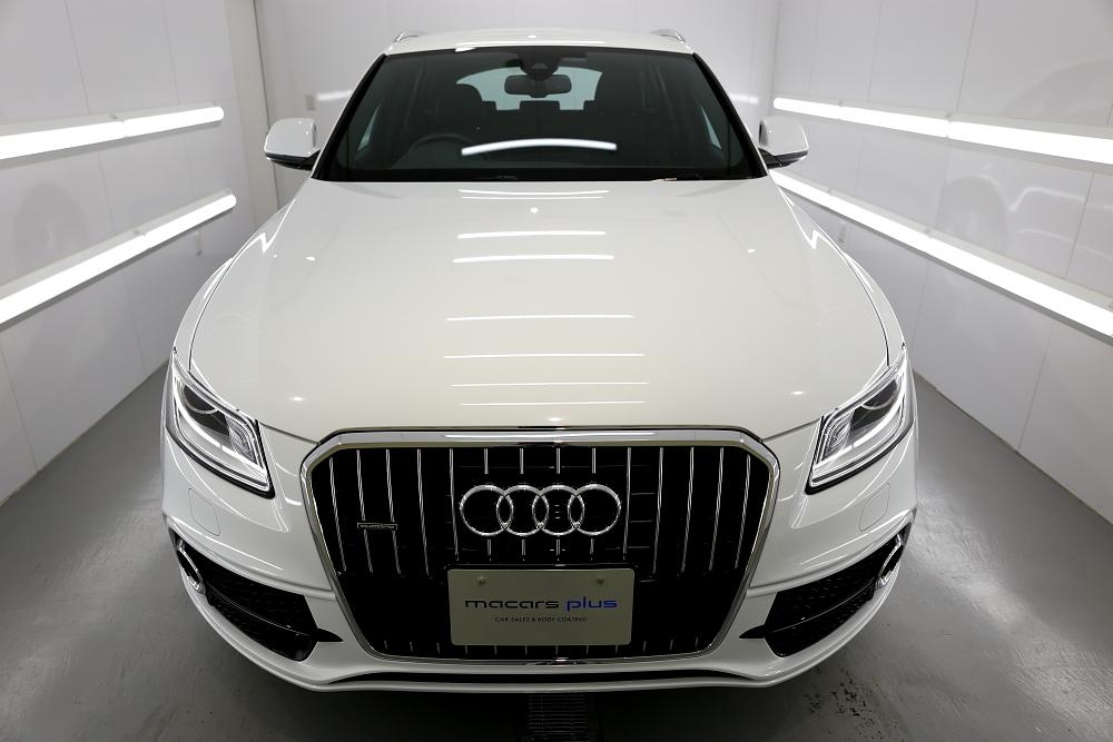 Audi Q5/2.0T S-LINE & 下取り入庫+即ご成約+祝納車!!
