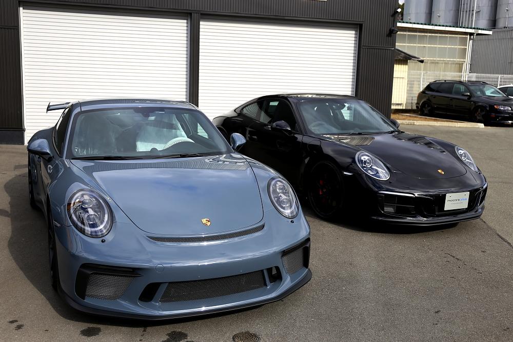 Porsche911/991.2 Carrera GTS & Porsche911/991.2 GT3!!