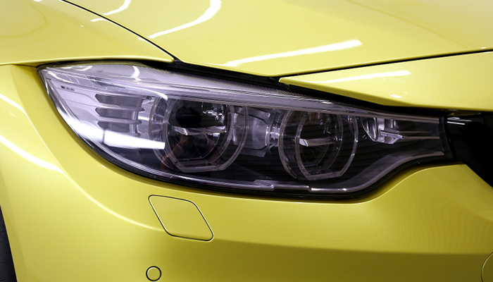 HEADLIGHT PPF