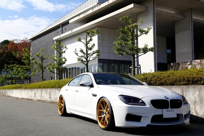 BMW F06/M6グランクーペ