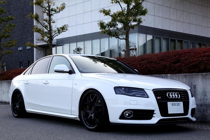Audi A4/B8