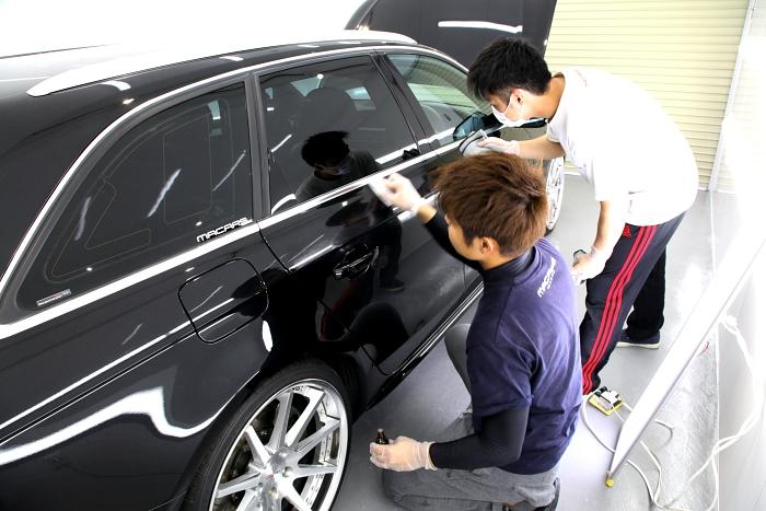 Audi A4/B8アバント