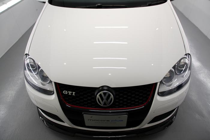 VW MK5/GTI & 磨き・ガラスコーティング施工!!