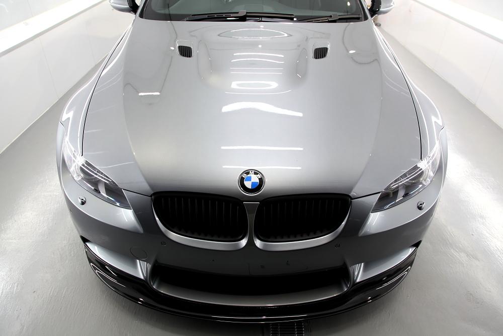 BMW E92/M3 & ボディ磨き・ガラスコーティング施工!!