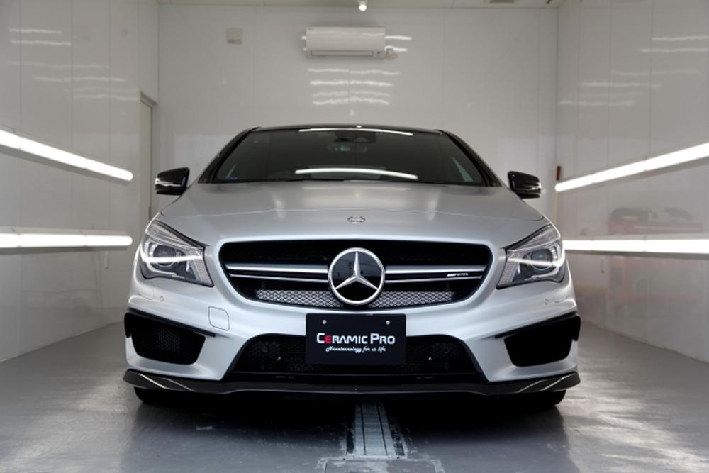 Mercedes-Benz CLA45