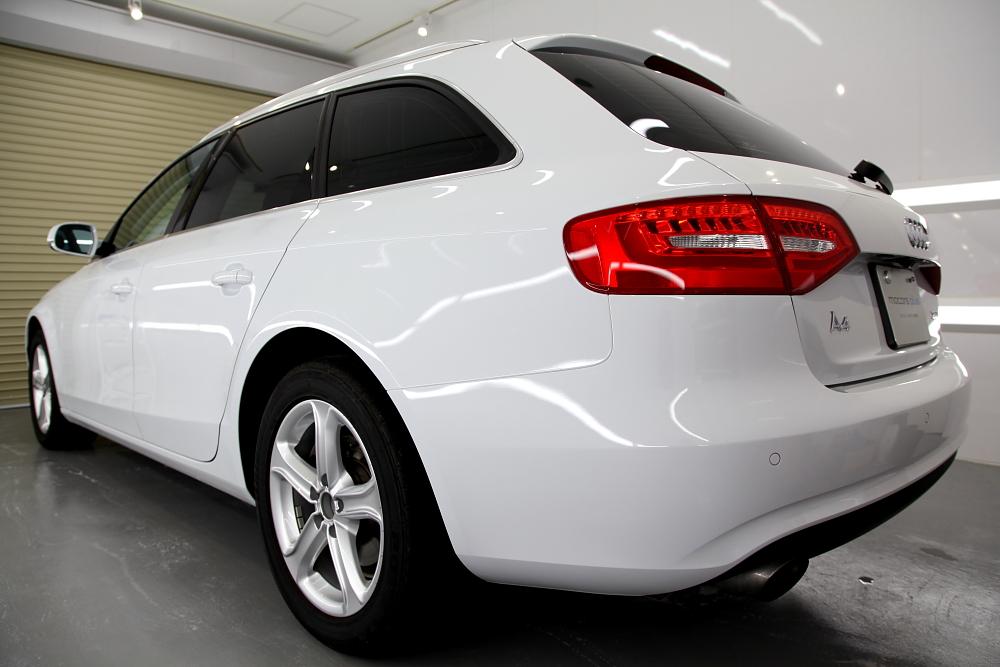 Audi A4/B8 Avant