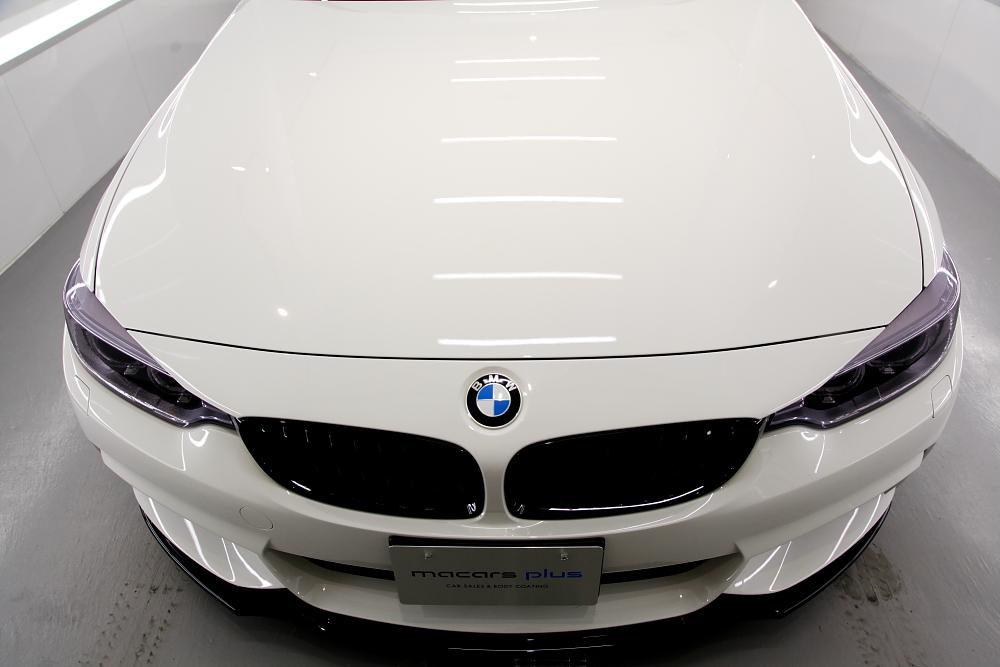 BMW F36/420iGC & 磨き・ガラスコーティング施工+納車!!