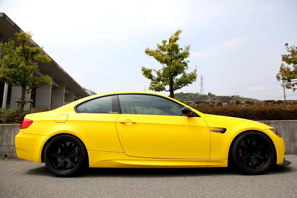 BMW E92/M3 & 買取・磨き・コーティング施工・インプカーニバル!!