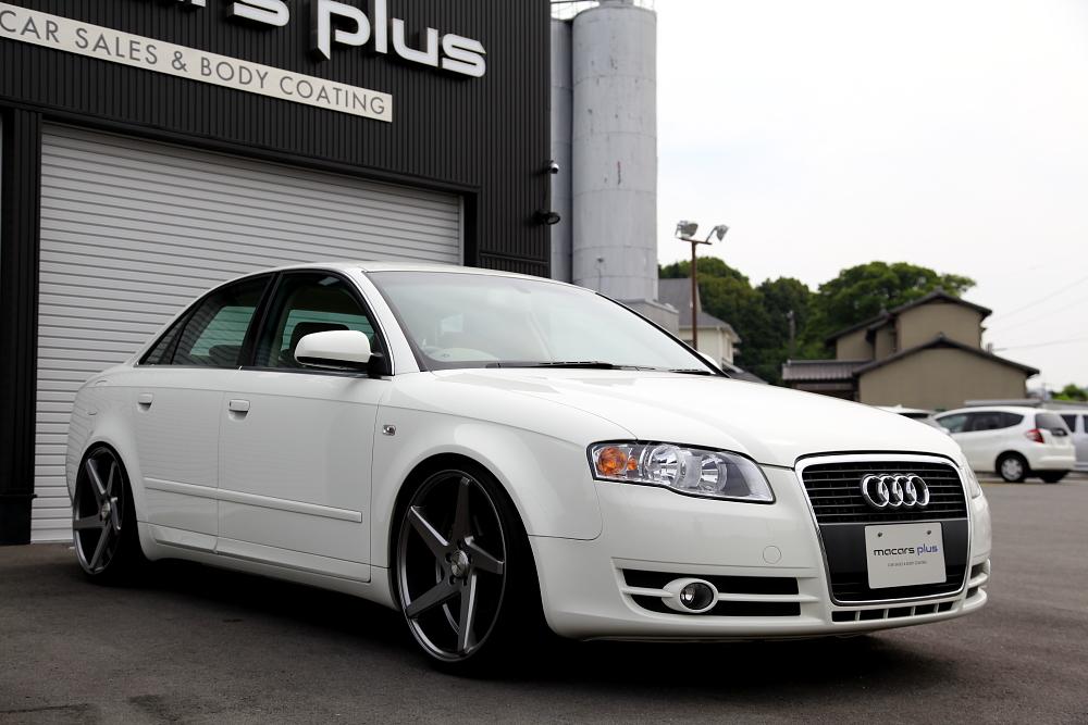 Audi A4/B7 2.0FF 新着入庫車輌!!
