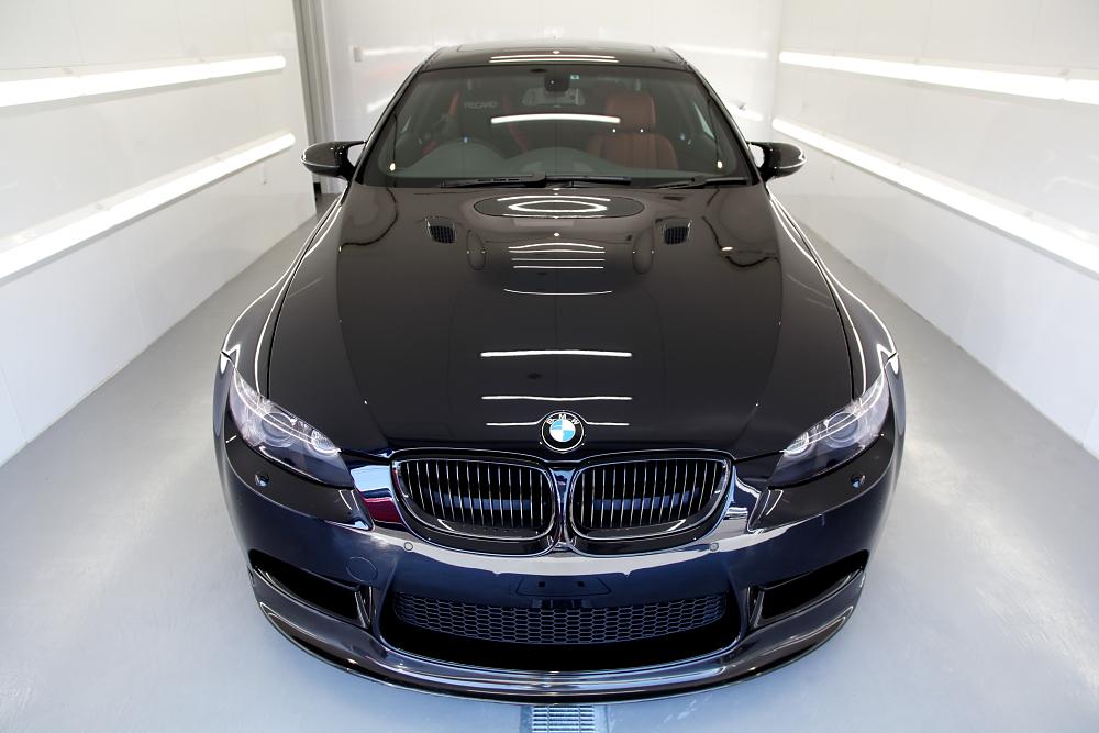 BMW E92/M3 & 鏡面磨き+コーティング施工!!