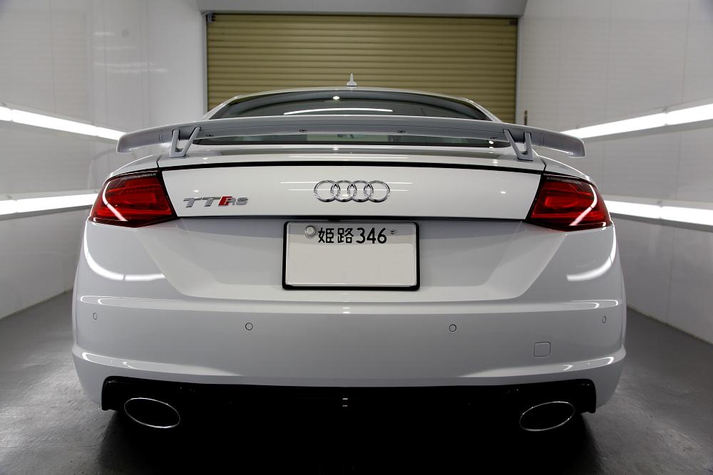 Audi TTRS/8S