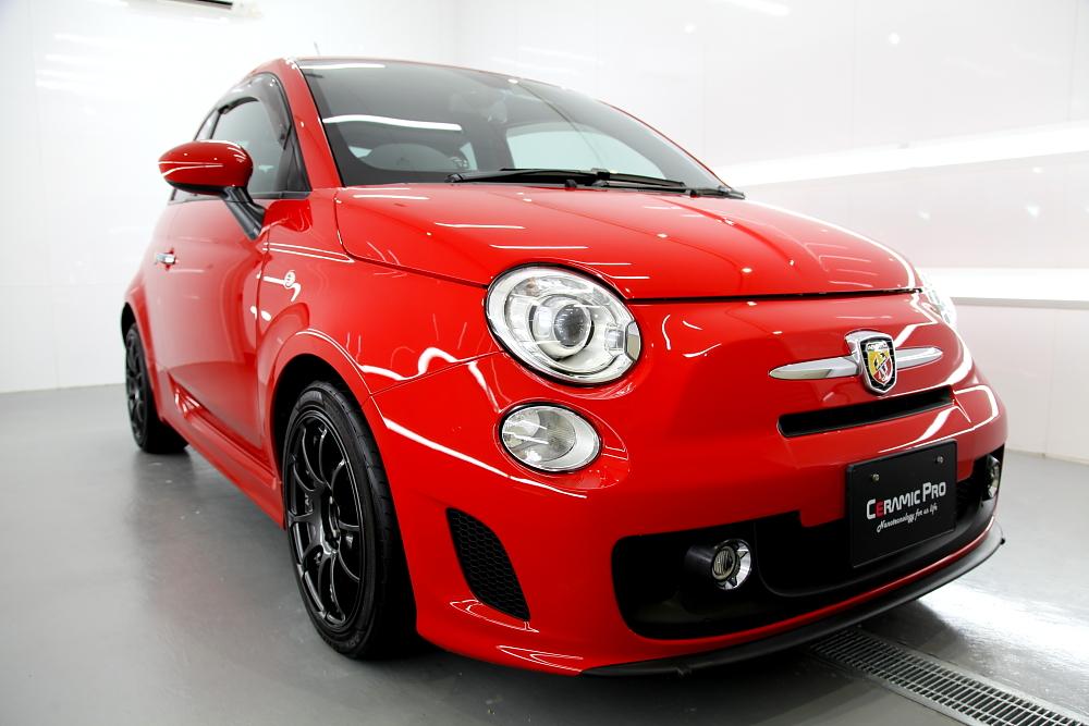 FIATアバルト595