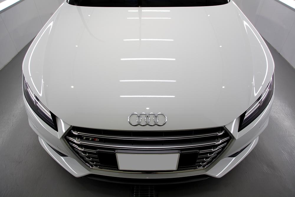Audi TTS/8S & 鏡面磨き・コーティング施工+キャンペーン車輌販売!!