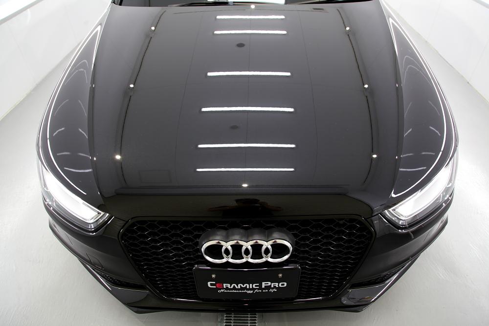 Audi A4/8.5Avant & ボディ メンテナンス施工!!