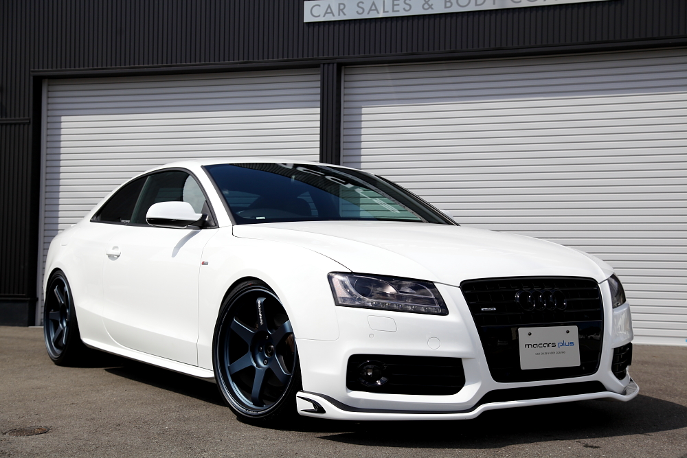 Audi A5/8T