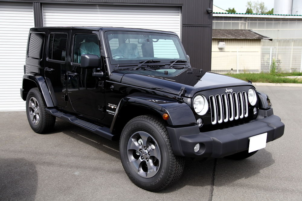 Jeep WRANGLER UNLIMITED   SAHARA 4WD
