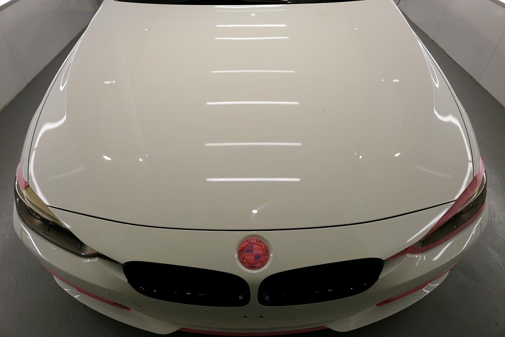 BMW F30/320 Sedan & 鏡面磨き+コーティング施工!!