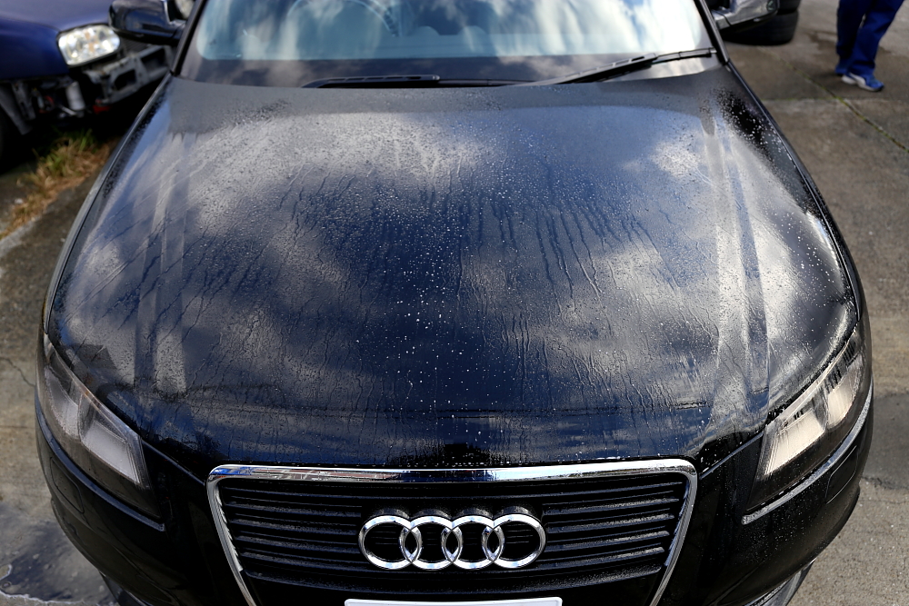 Audi A3/8P & ボディメンテナンス+磨き+GYEON洗車施工!!