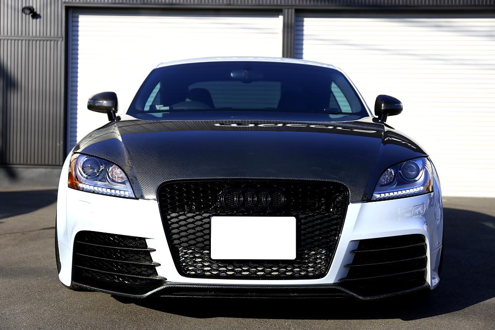 Audi TTRS/8J & 新着入庫車輌!!