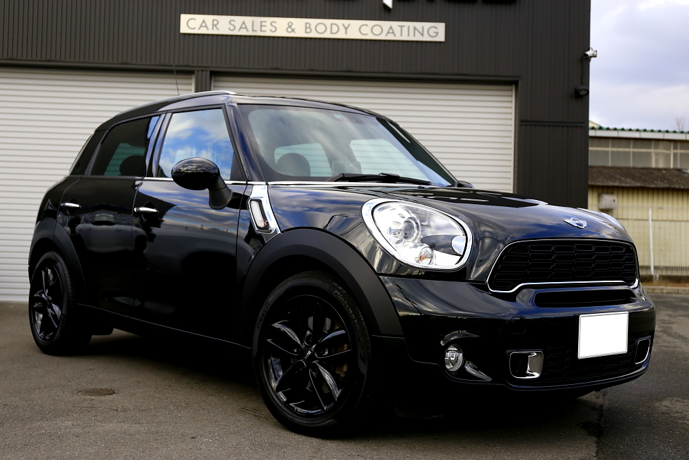 BMW MINI / R60 CROSSOVER COOPER S