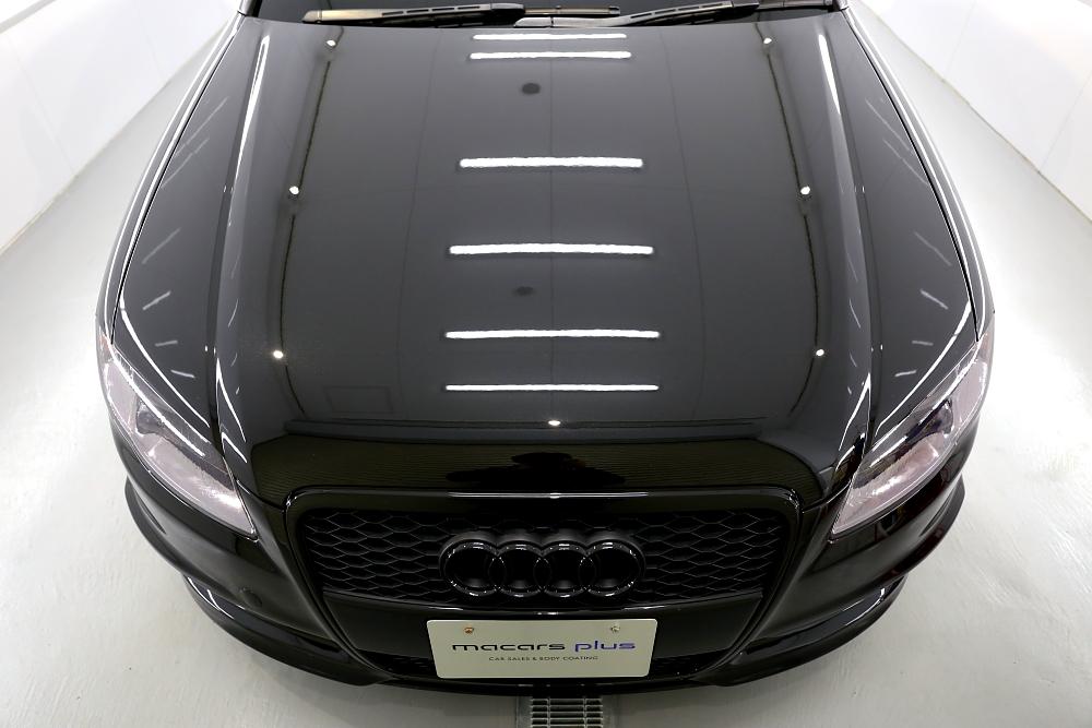 Audi A4/B7Avant & 磨き+コーティング施工+メンテナンス+祝納車!!